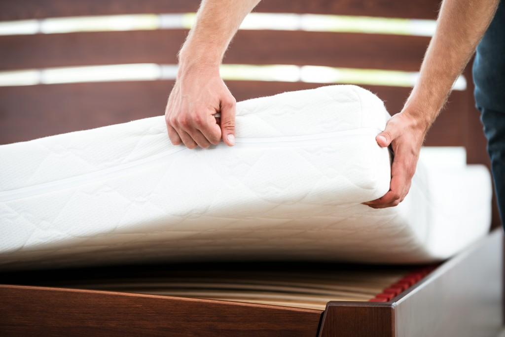 Ways to Store a Mattress Safely