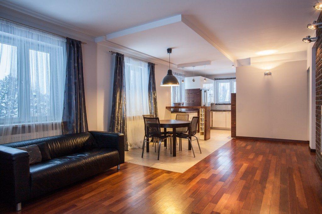 Minimalist home style