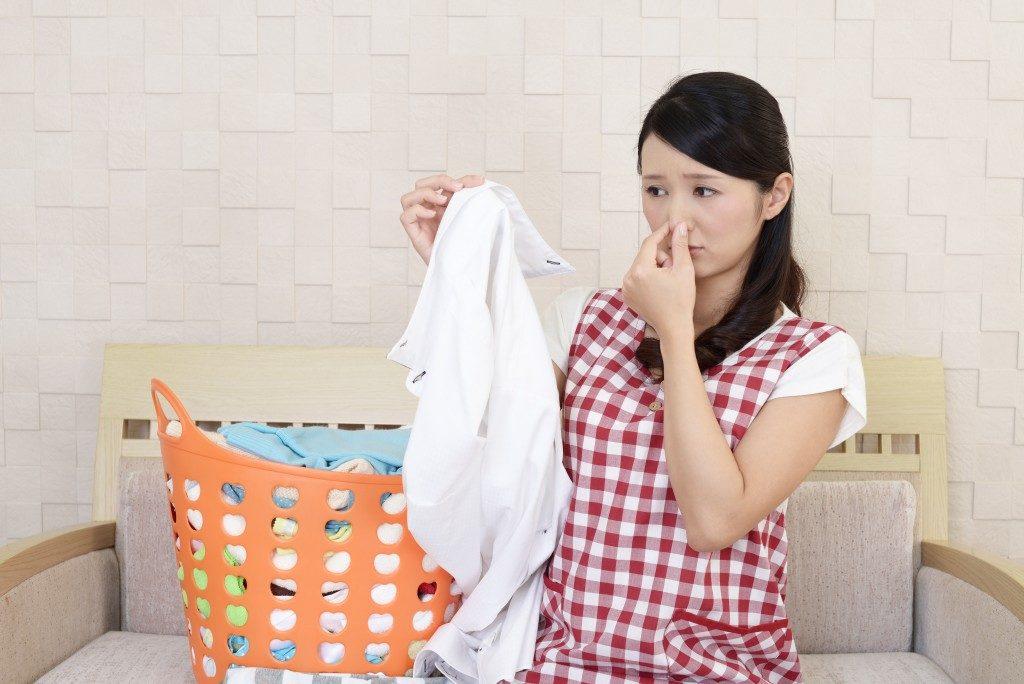 Bad smells at home