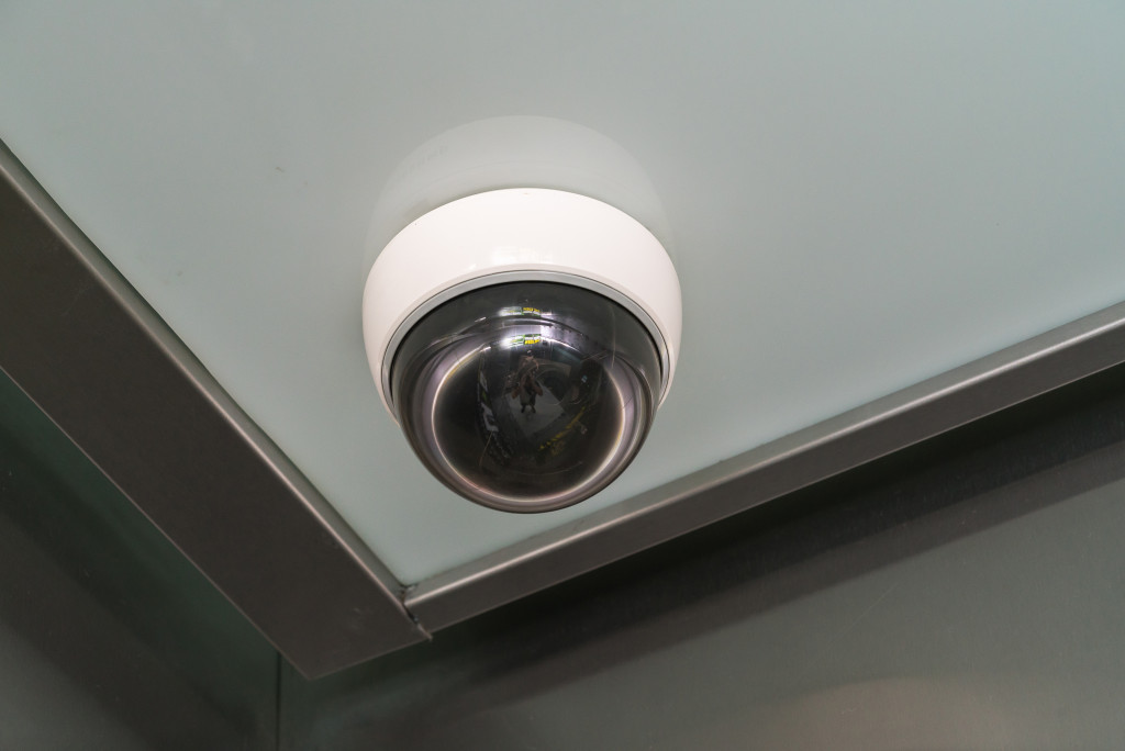 CCTV in home