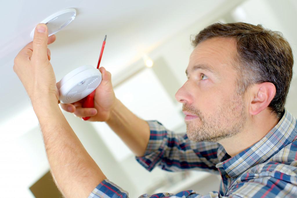 installing an alarm