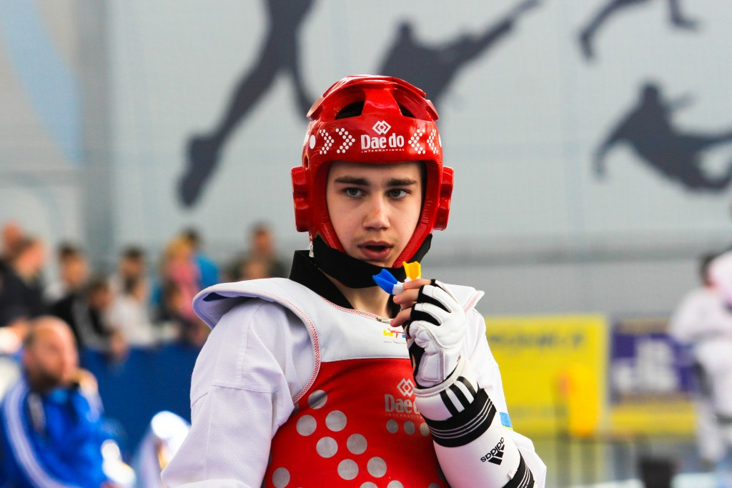child athlete