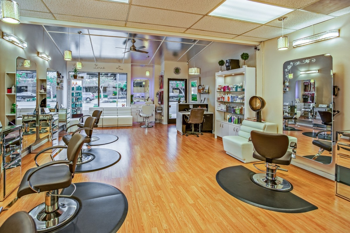 tidy salon